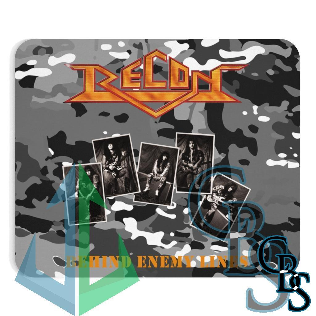 Recon – Behind Enemy Lines Mouse Pad