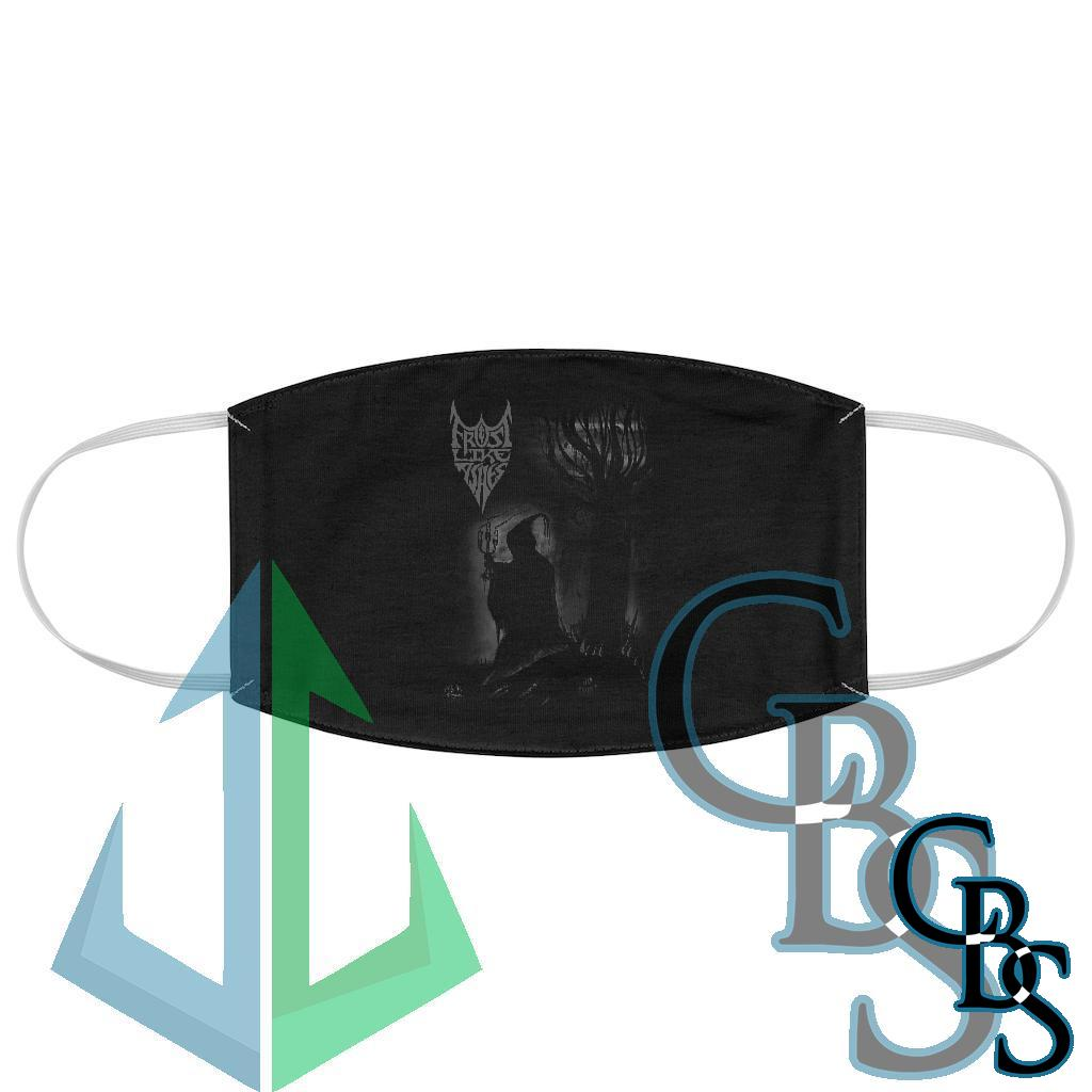 Frost Like Ashes Lord of Darkness Logo Fabric Face Mask