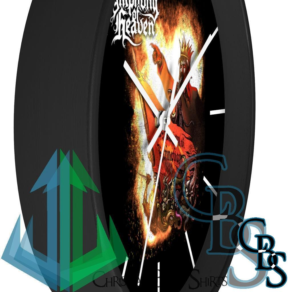 Symphony of Heaven – The Ascension of Extinction Wall clock