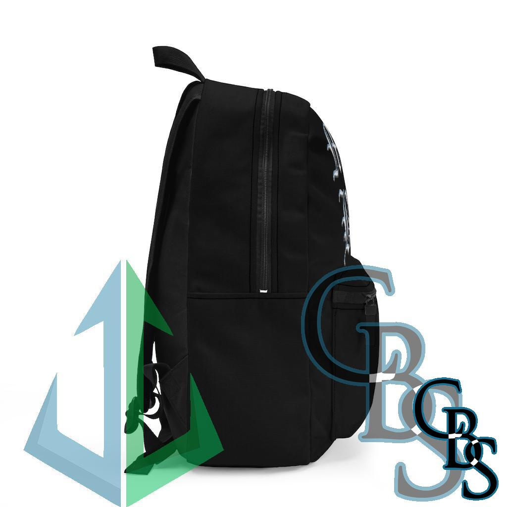 Metal Bible New Logo Backpack (Made in USA)