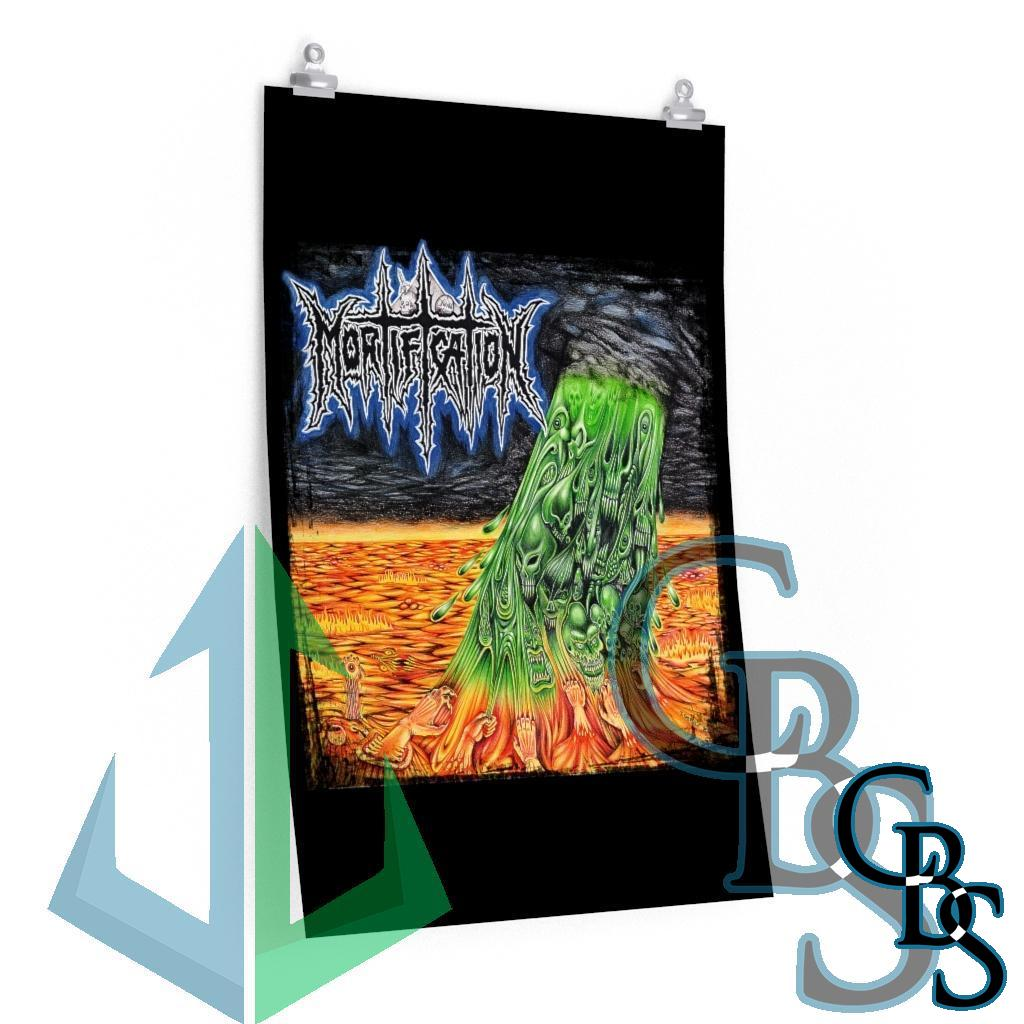 Mortification Posters