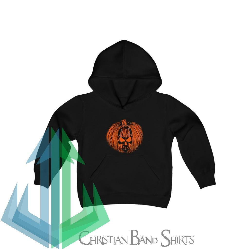 Grave Robber Pumpkin Limited Edition Youth Heavy Blend Hooded Sweatshirt