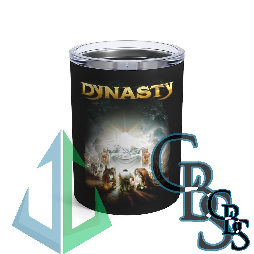 Dynasty of Metal – Warriors of the King Tumbler 10oz