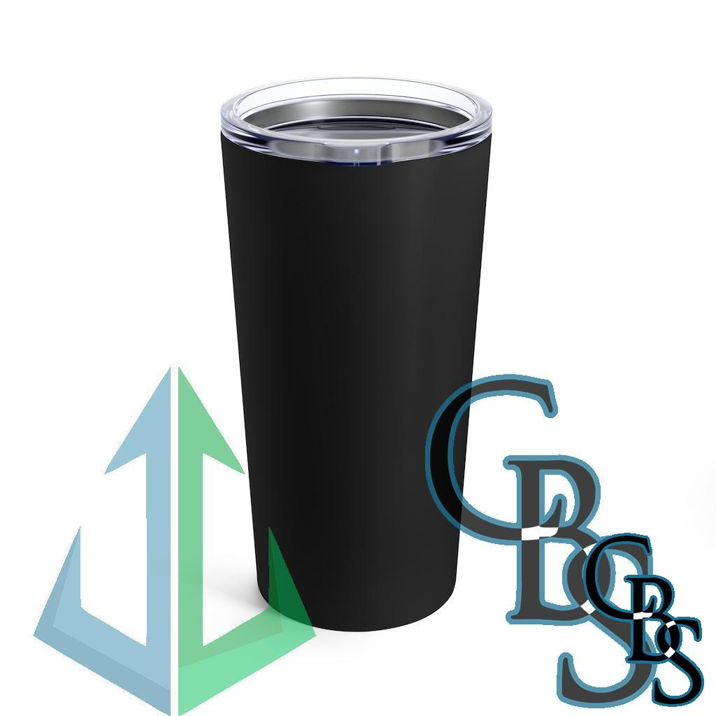 Buried Above – The Front Lines 20oz Stainless Steel Tumbler