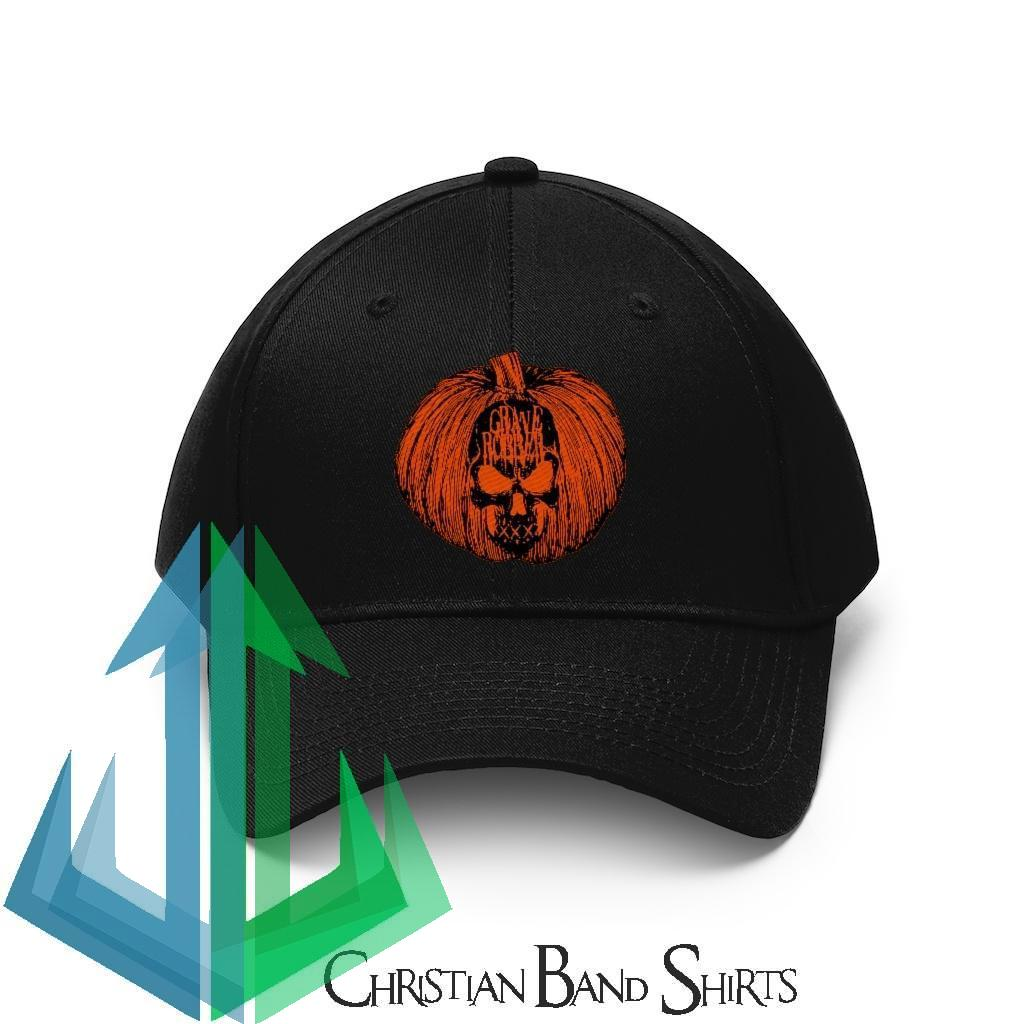Grave Robber Pumpkin Limited Edition Twill Cap
