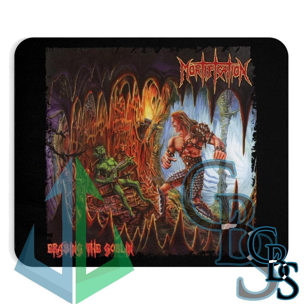 Mortification – Erase the Goblin Cavern Version Mouse Pad