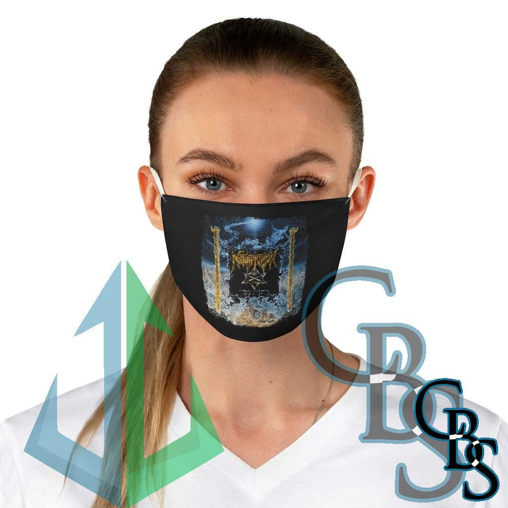 Mortification – EnVision EvAngeline Fabric Face Mask