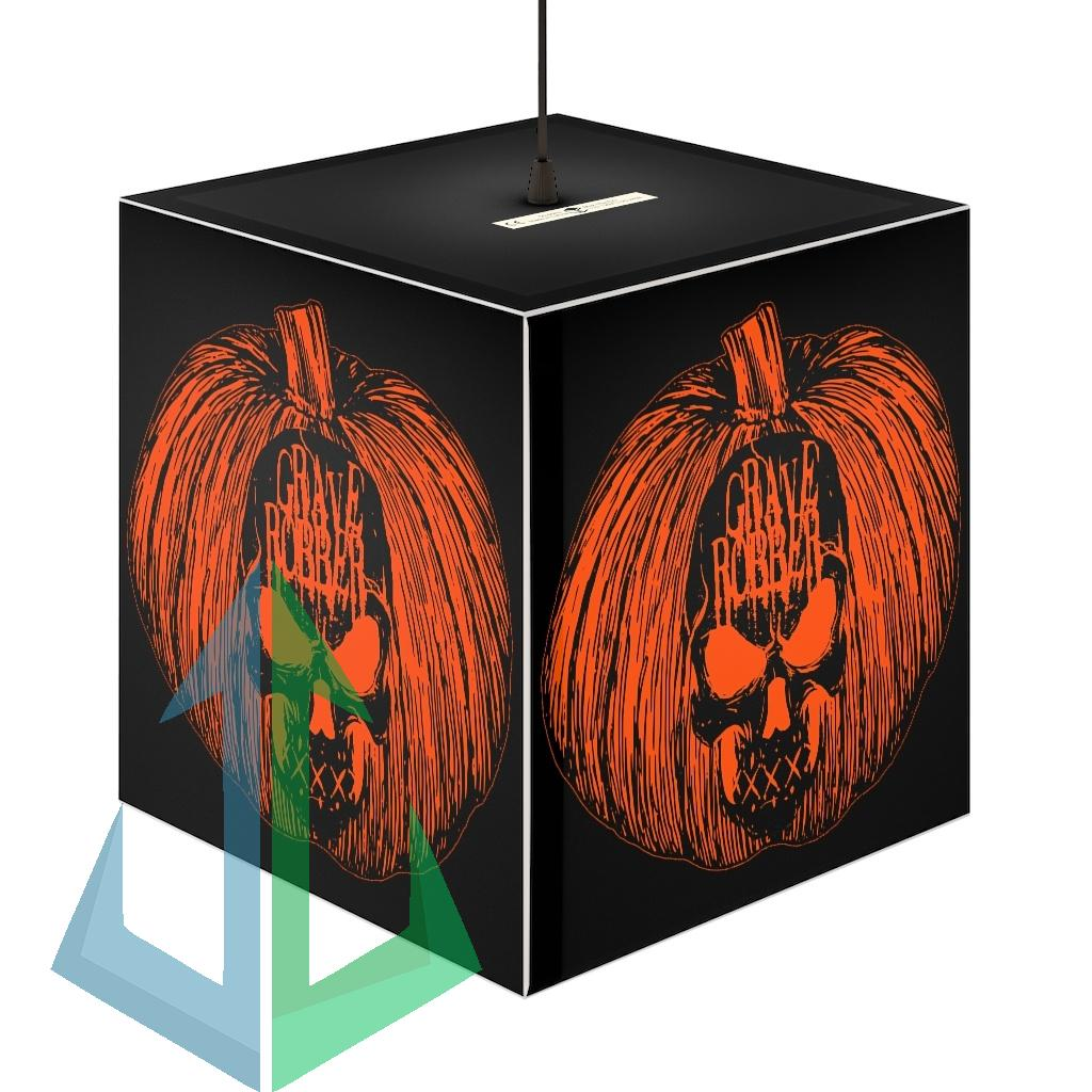 Grave Robber Pumpkin Limited Edition Basic Lamps (2 sizes)