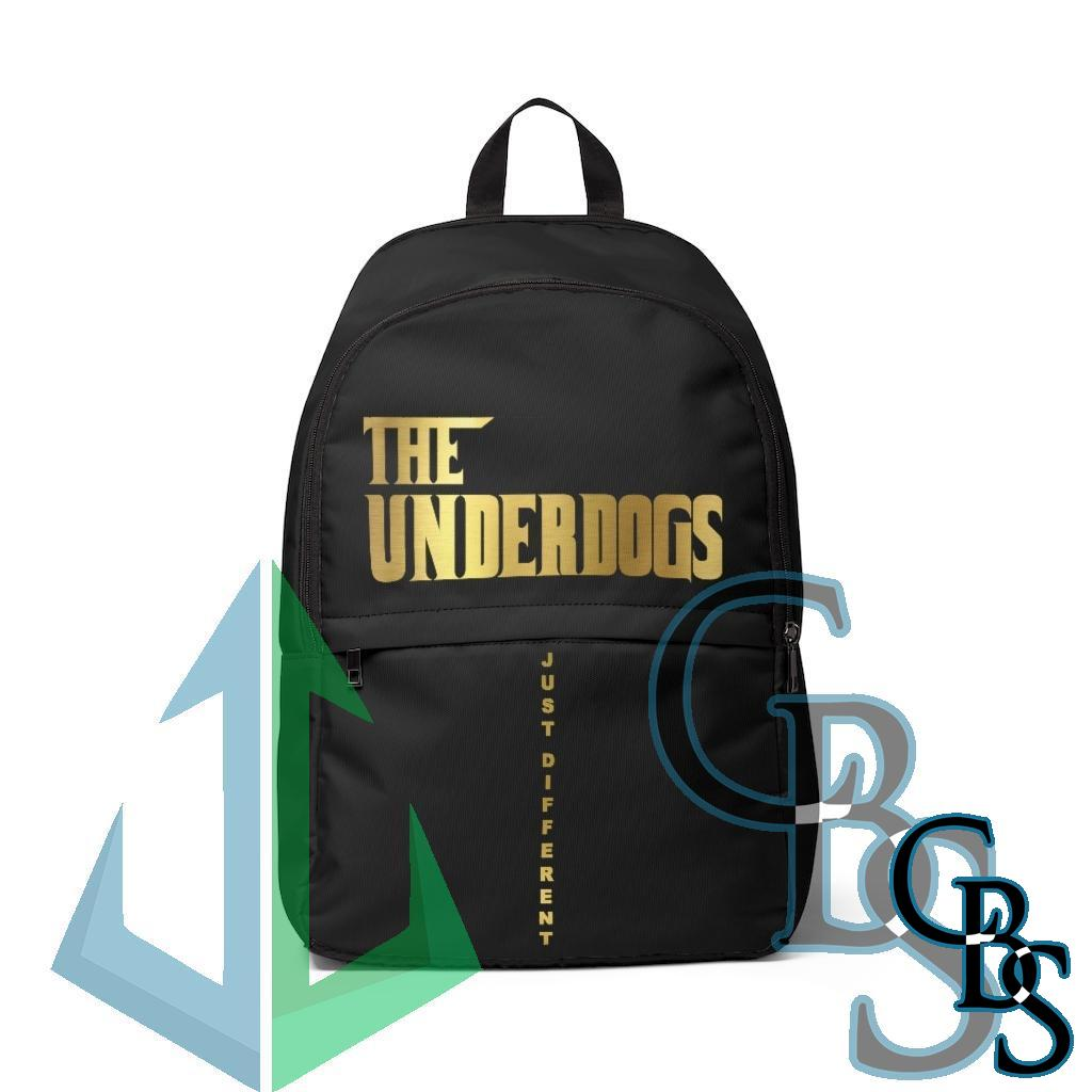 The Underdogs Jus' Different Fabric Backpack