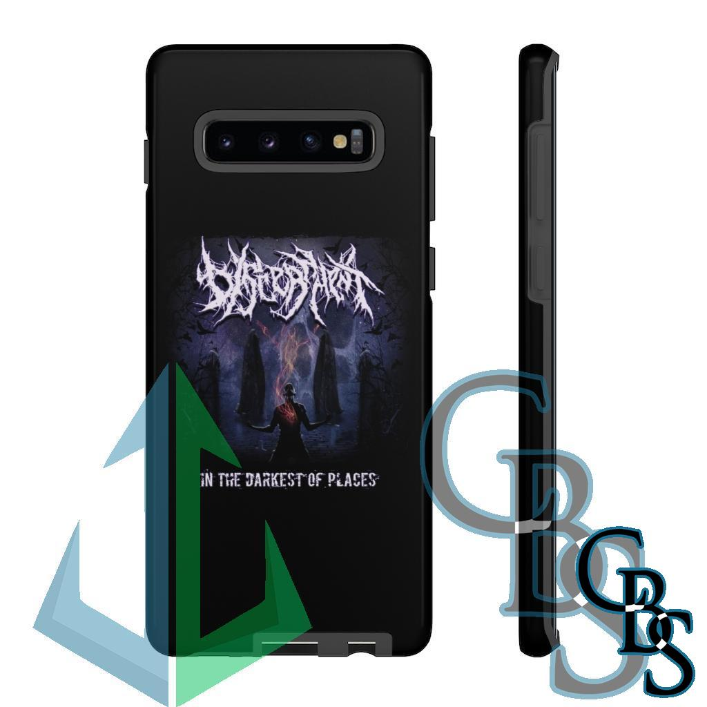 Discernment – In the Darkest of Places Tough Cases (iPhone models 8-12, Samsung Galaxy S10-S20)