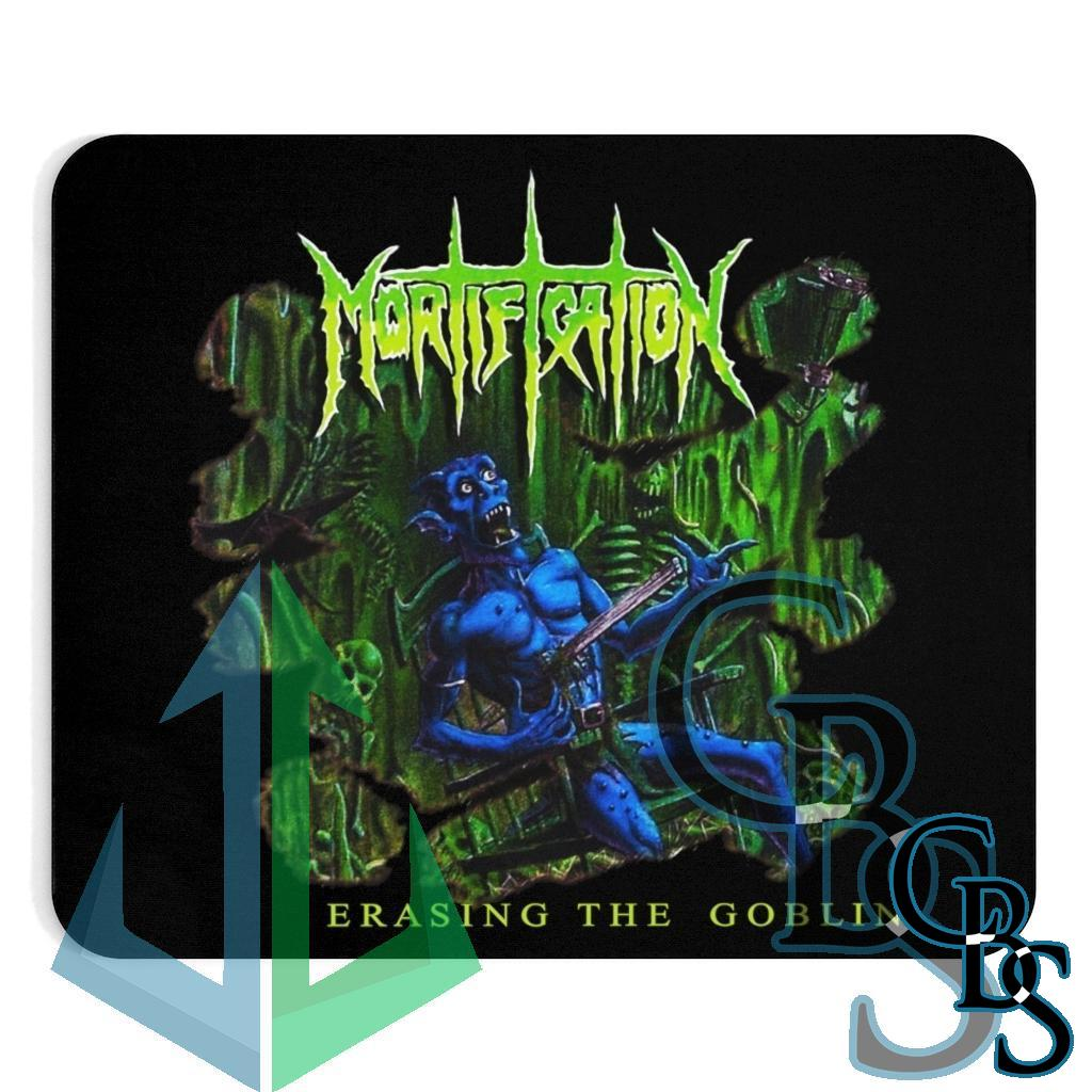 Mortification – Erase the Goblin Mouse Pad