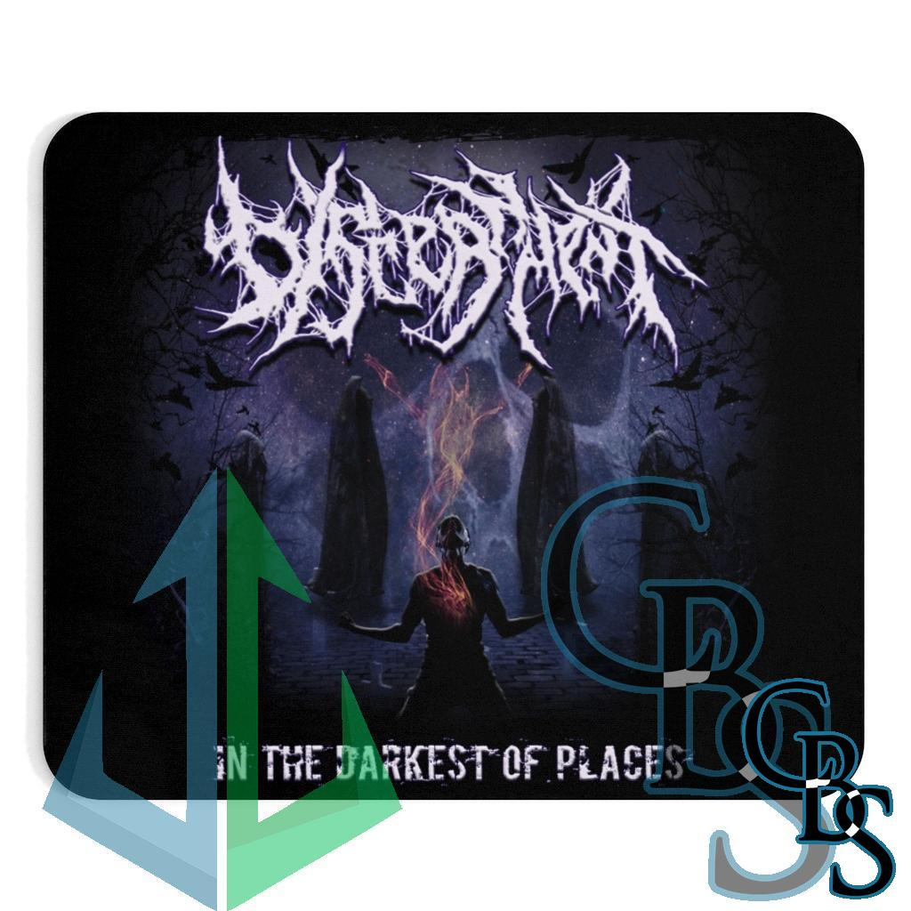 Discernment – In the Darkest of Places Mouse Pad