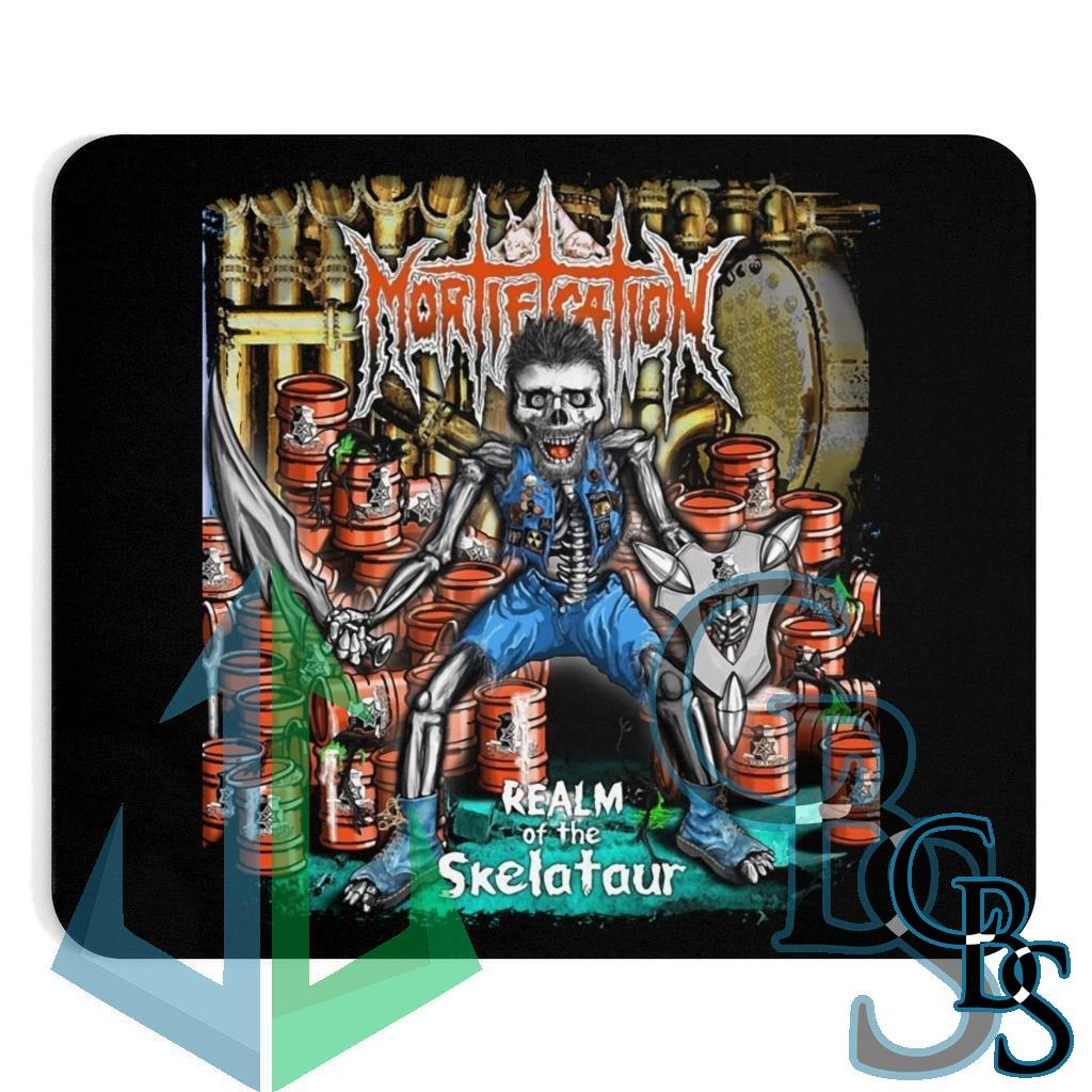 Mortification – Realm of the Skelataur Mouse Pad