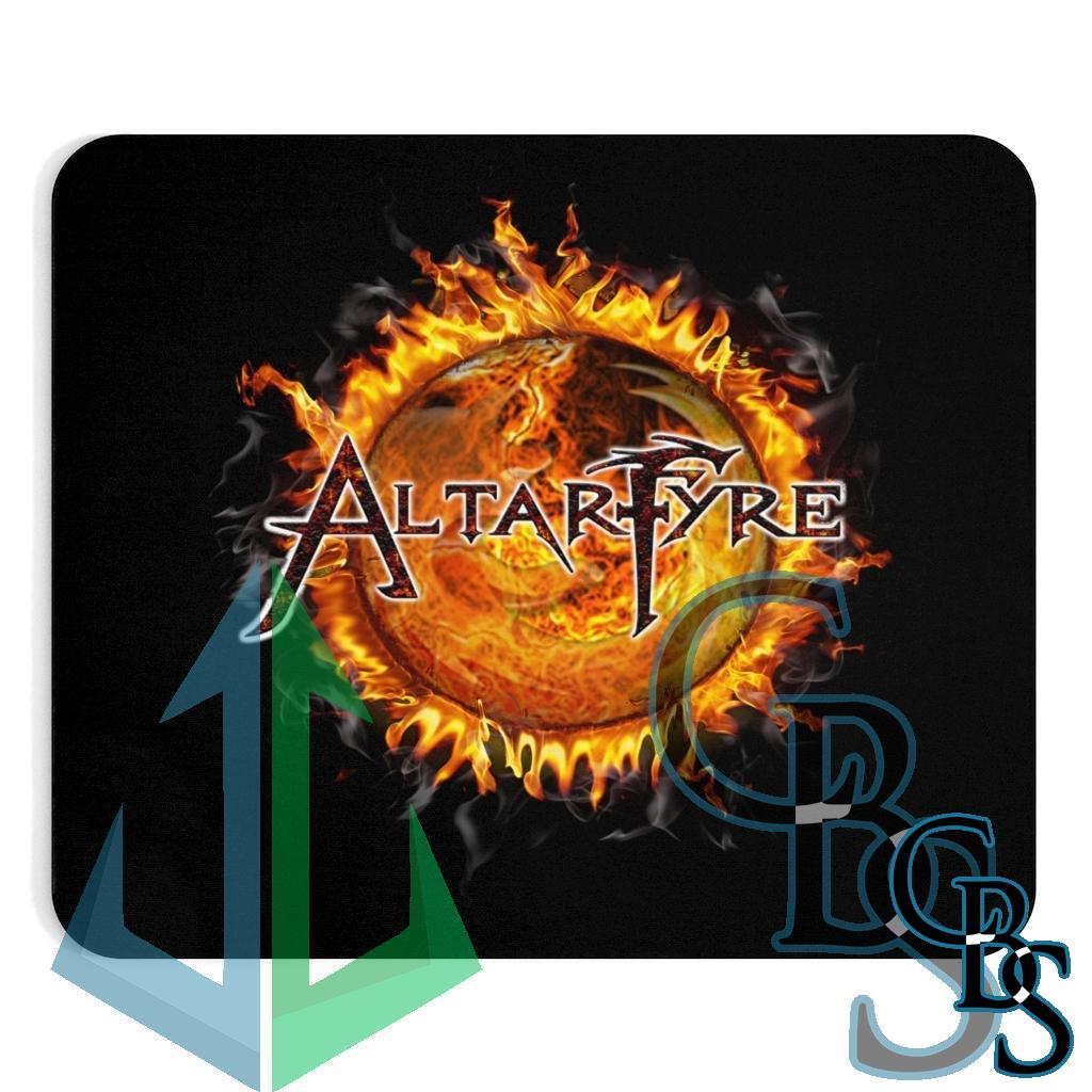 Altarfyre Mouse Pad