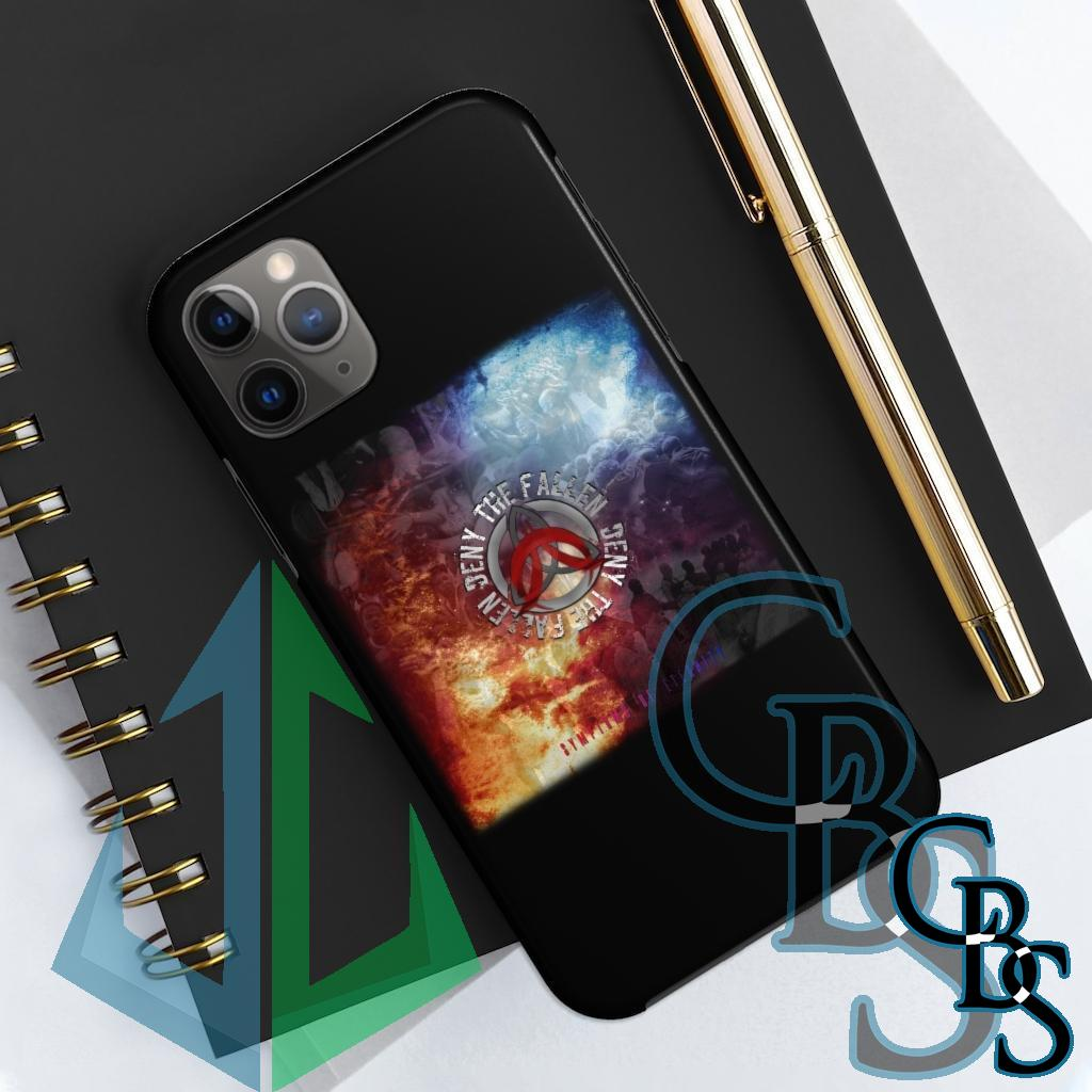 Deny The Fallen – Symptoms of Eternity Tough iPhone Cases