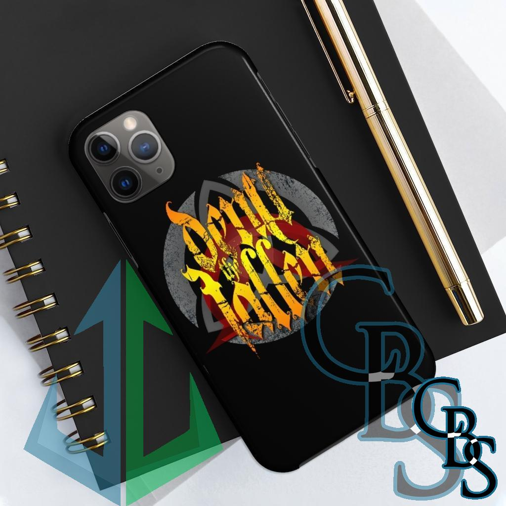 Deny The Fallen Tribal Tough iPhone Cases
