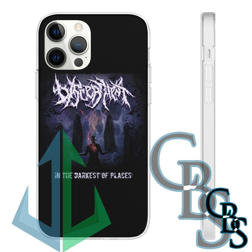 Discernment – In the Darkest of Places Clear Edge TPU Cases for iPhone 7 through iPhone 12, Samsung Galaxy S10