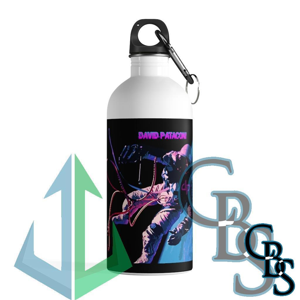 David Pataconi Space For Cavas Stainless Steel Water Bottle