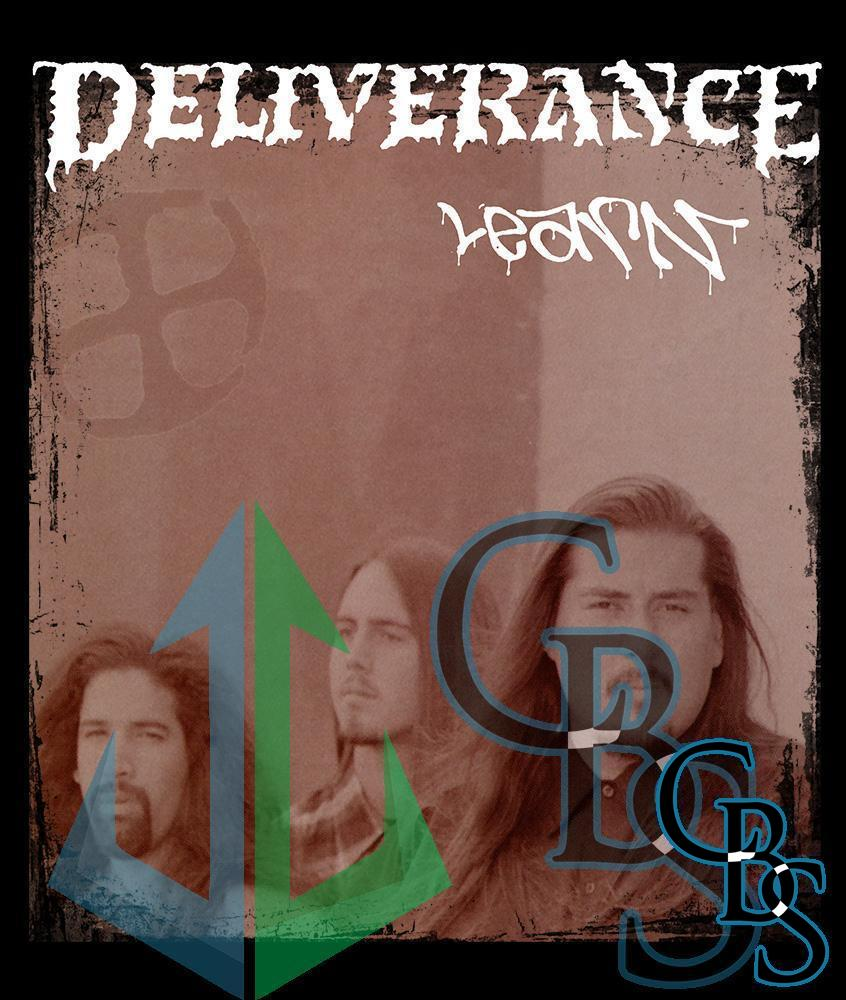 Deliverance – Learn Printed Patches (3 Sizes)