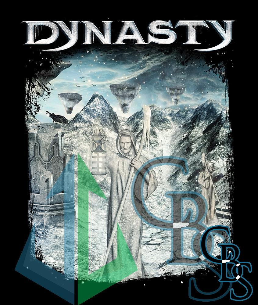 Dynasty – Step by Step Printed Patches (2 Sizes)