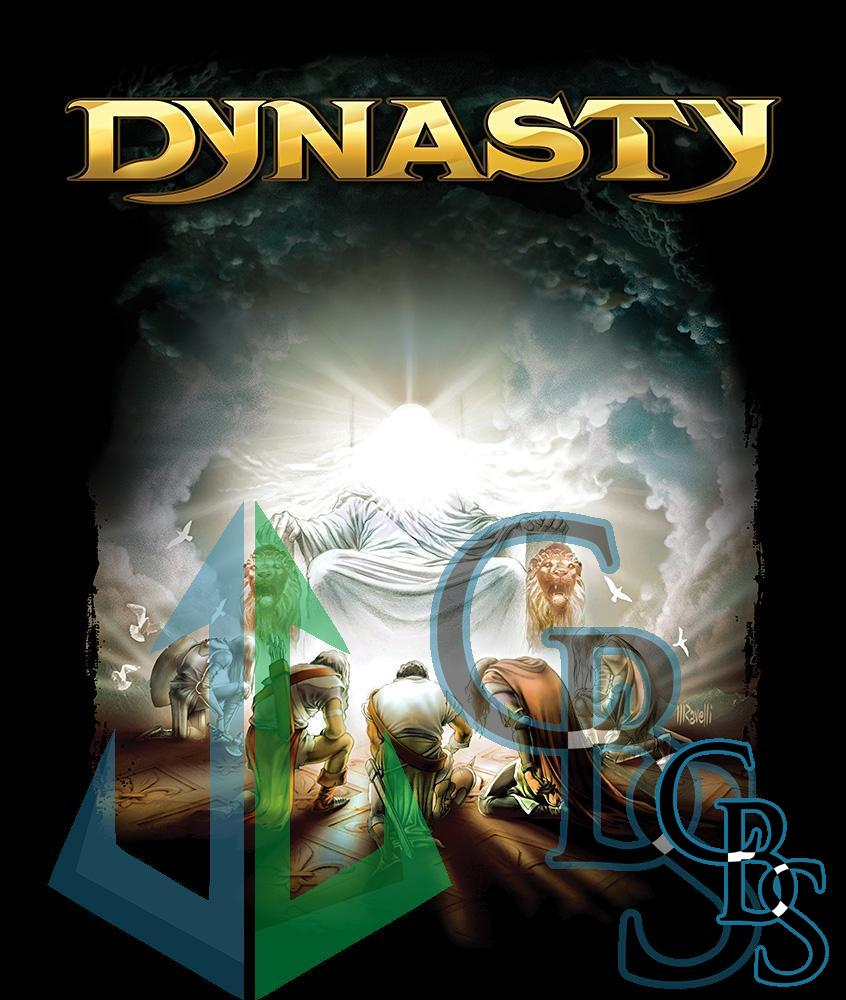 Dynasty – Warriors of the King Printed Patches (2 Sizes)