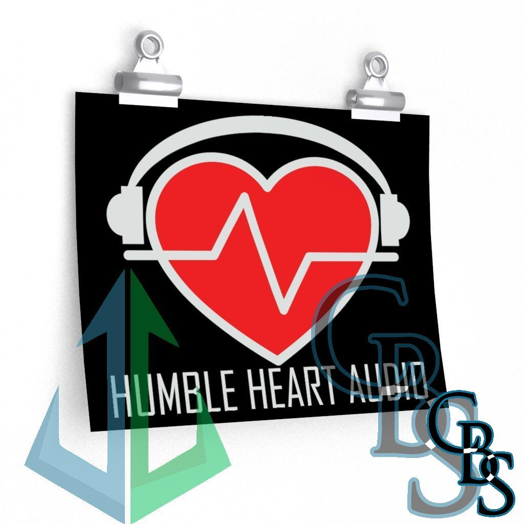 Humble Heart Audio Posters
