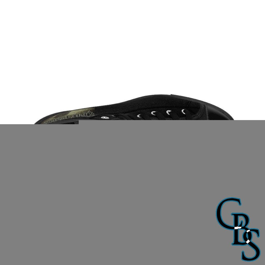 I Die Daily – Removing the Flesh Men's High-top Sneakers O