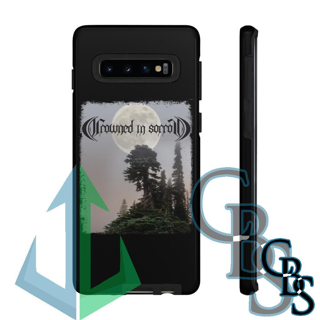 Crowned in Sorrow TM Tough Cases (iPhone models 8-12, Samsung Galaxy S10-S20)