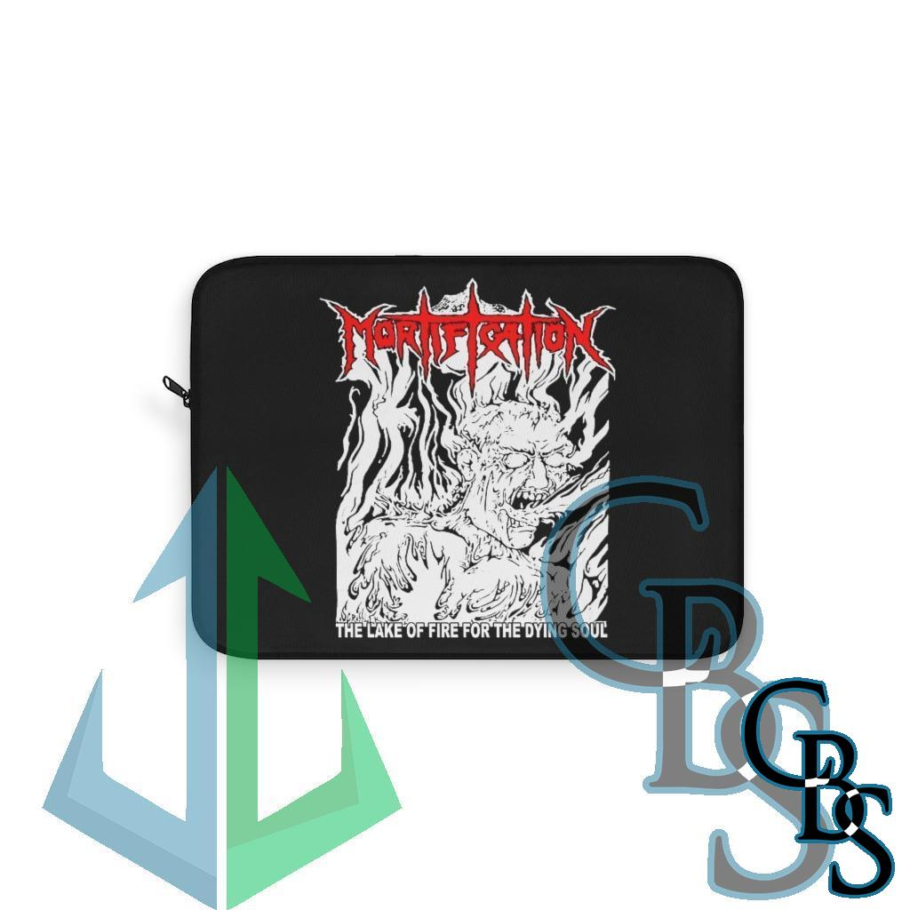Mortification – The Lake of Fire Laptop Sleeves (3 sizes)