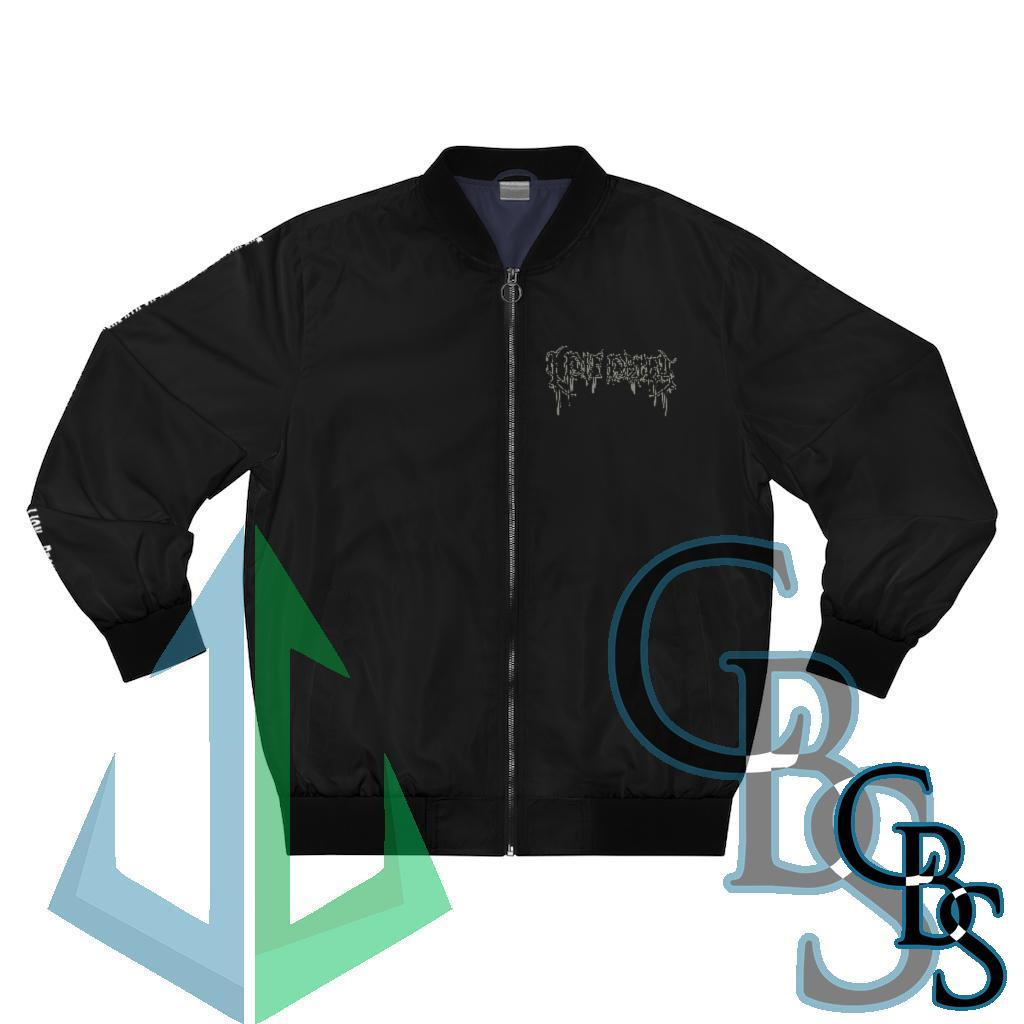 I Die Daily – Removing the Flesh Bomber Jacket