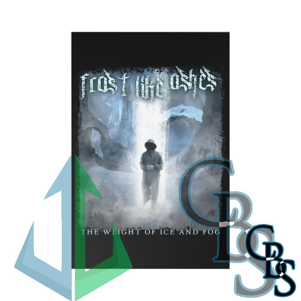 Frost Like Ashes – The Weight of Ice and Fog Postcards (7 pcs)