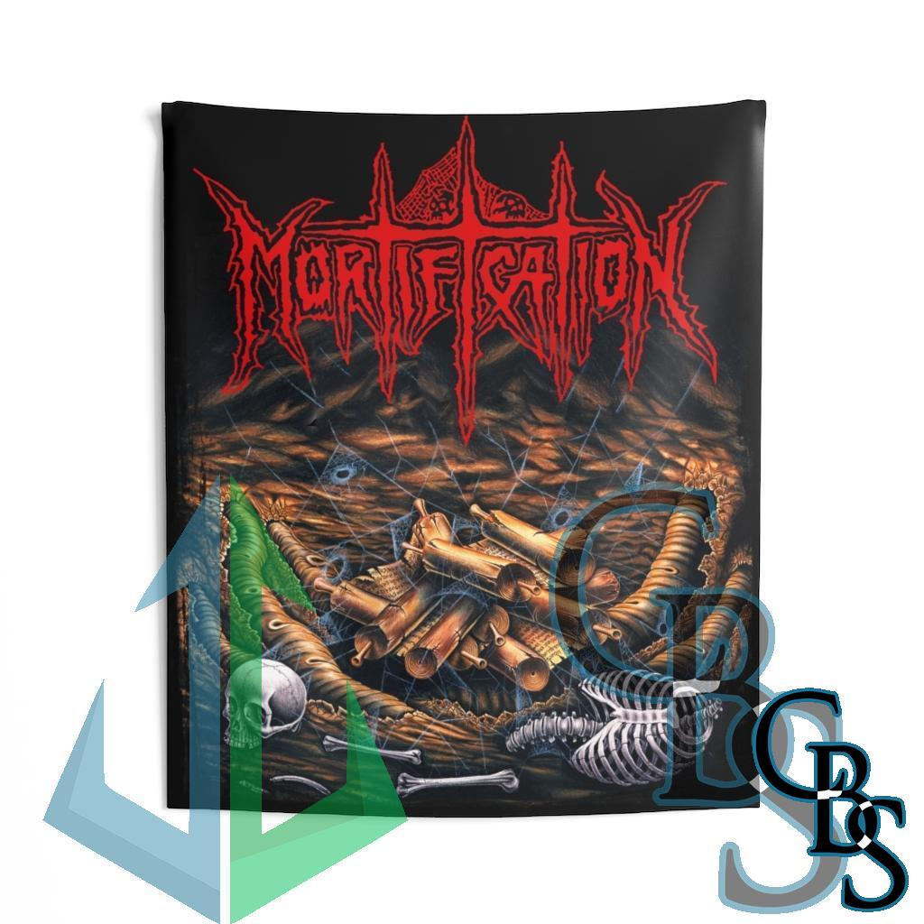 Mortification – Scrolls of the Megilloth Indoor Wall Tapestries