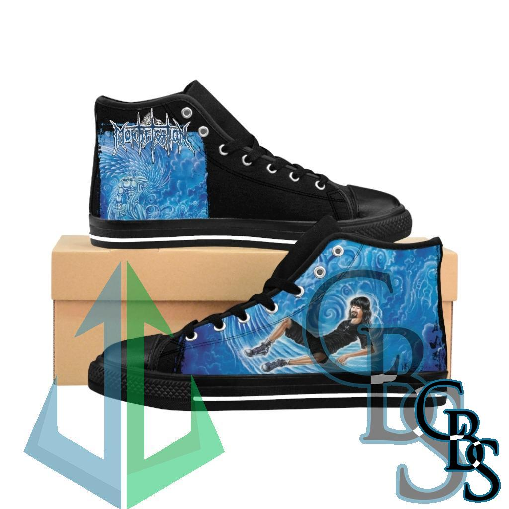 Mortification – Triumph of Mercy Men's High-top Sneakers