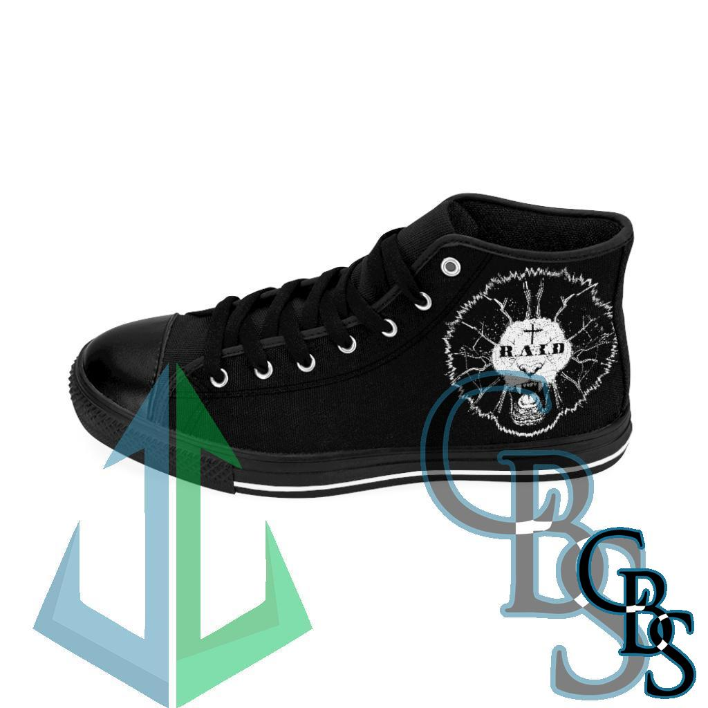 R.A.I.D Lion Women's High-top Sneakers