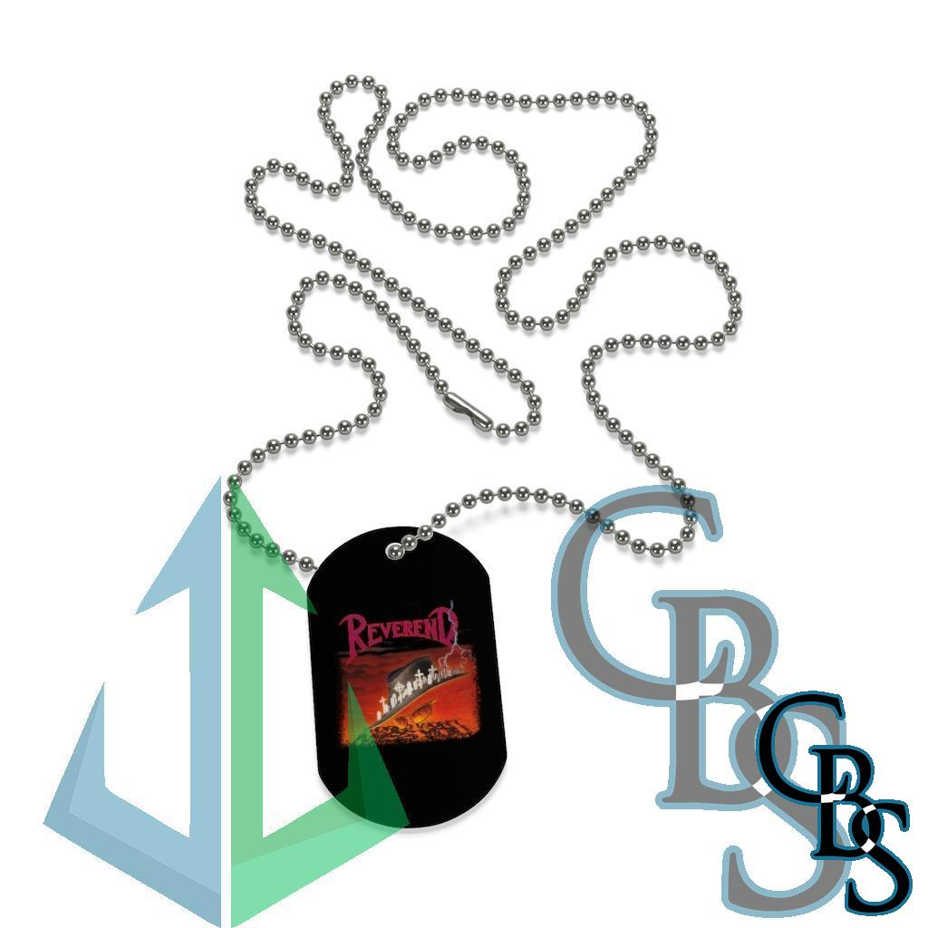 Reverend – World Won't Miss You Dog Tag