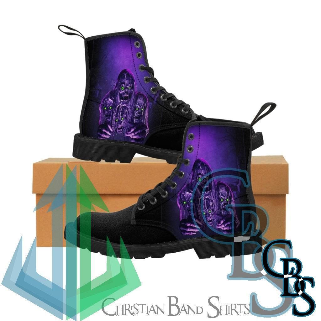 Grave Robber – Trilogy of Terror Women's Canvas Boots