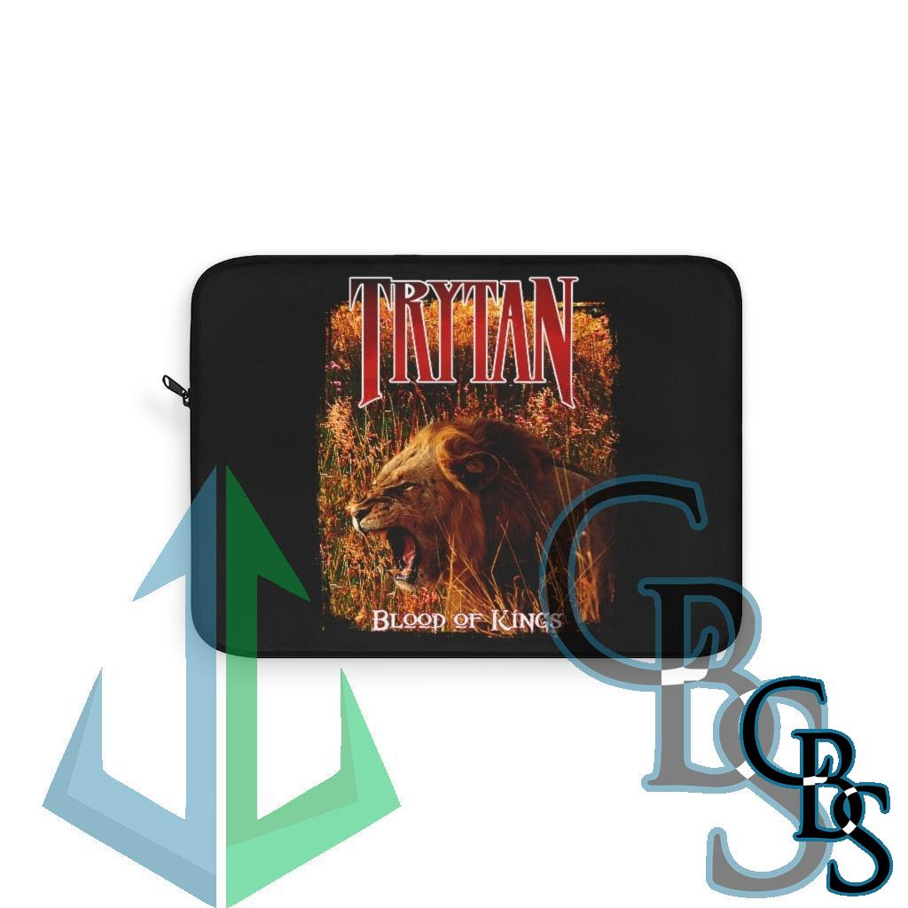 Trytan – Blood of Kings Lion Laptop Sleeves (3 sizes)