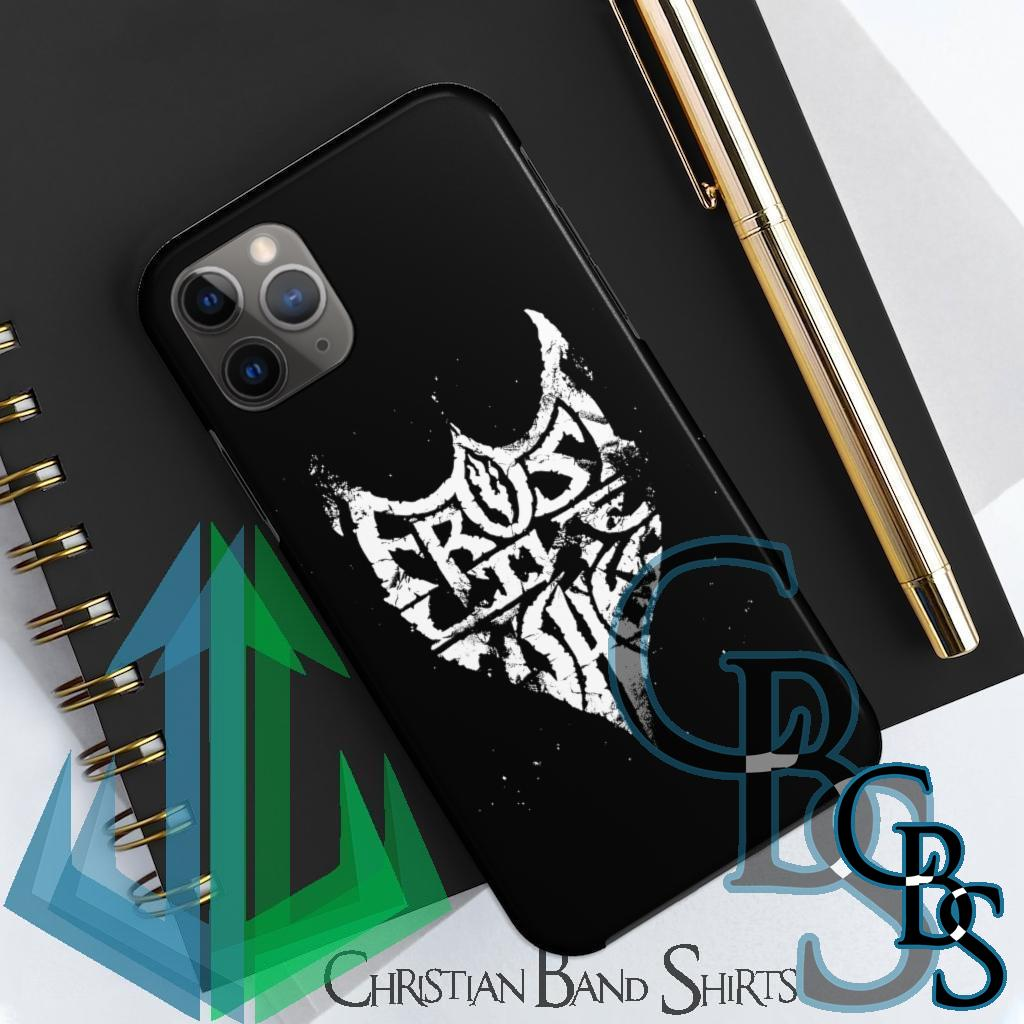 Frost Like Ashes Logo Tough iPhone Cases
