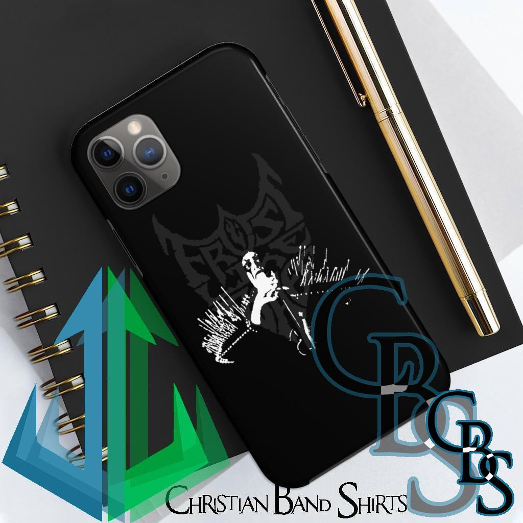Frost Like Ashes Tough iPhone Cases