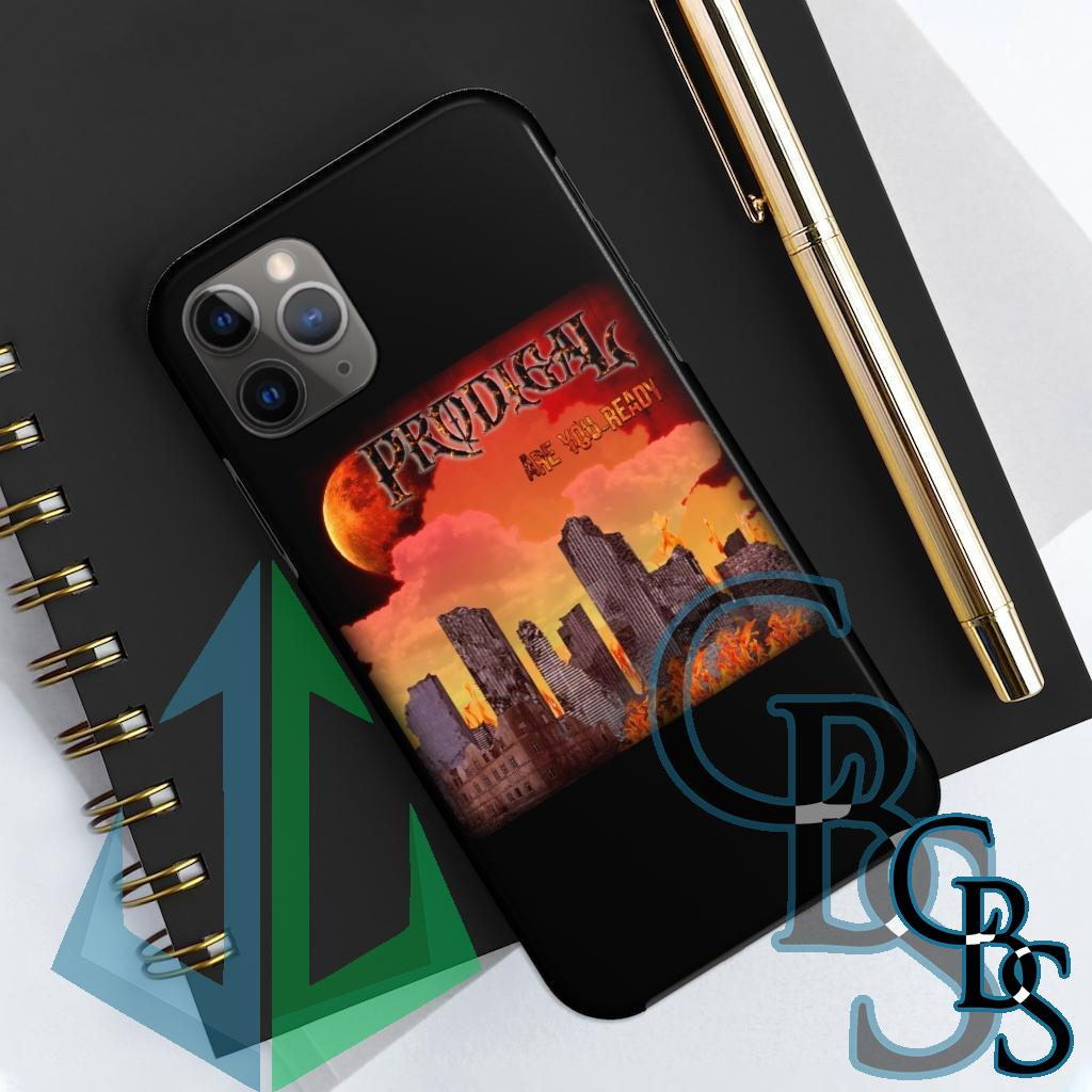 Prodigal – Are You Ready? Tough iPhone Cases