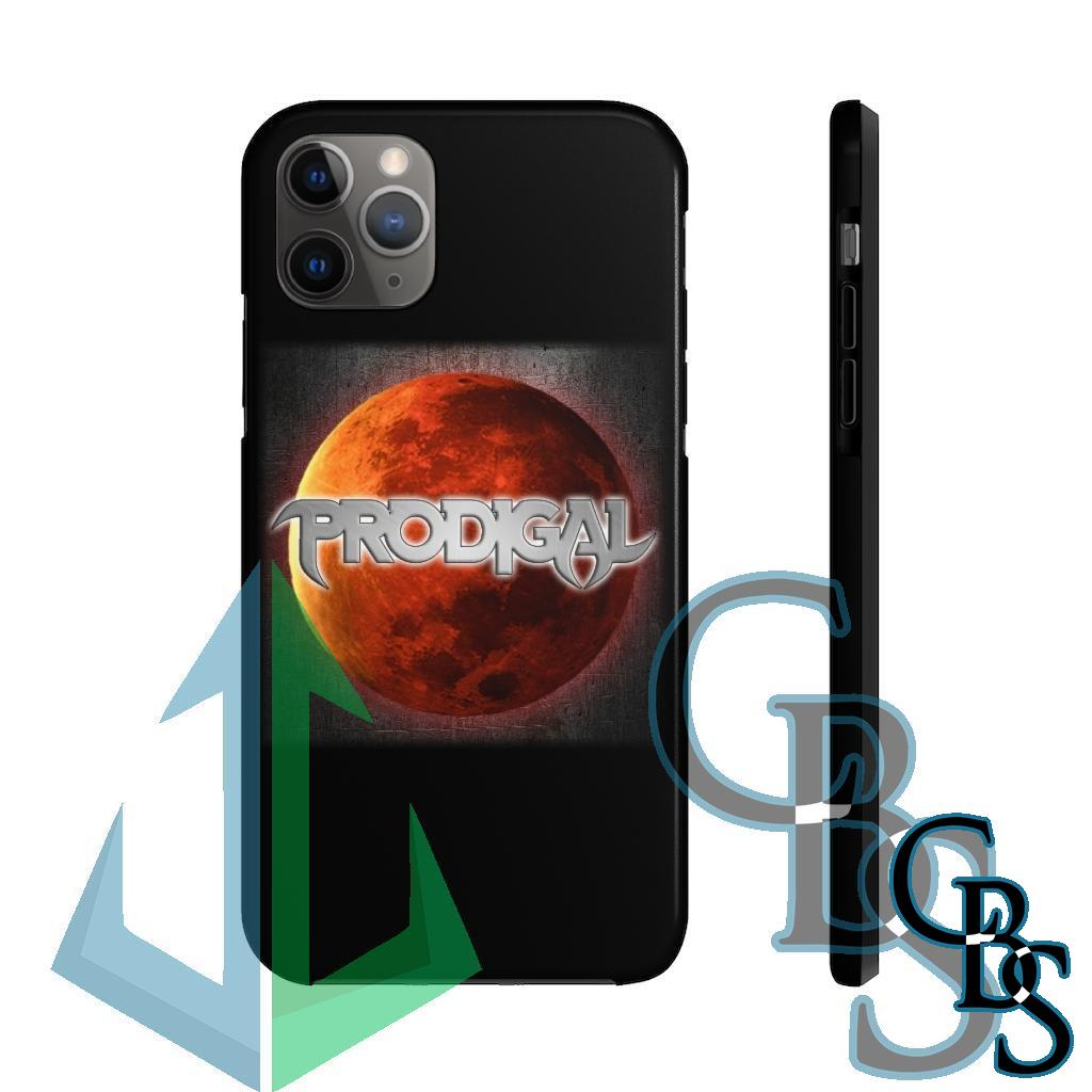 Prodigal Blood Moon Tough iPhone Cases