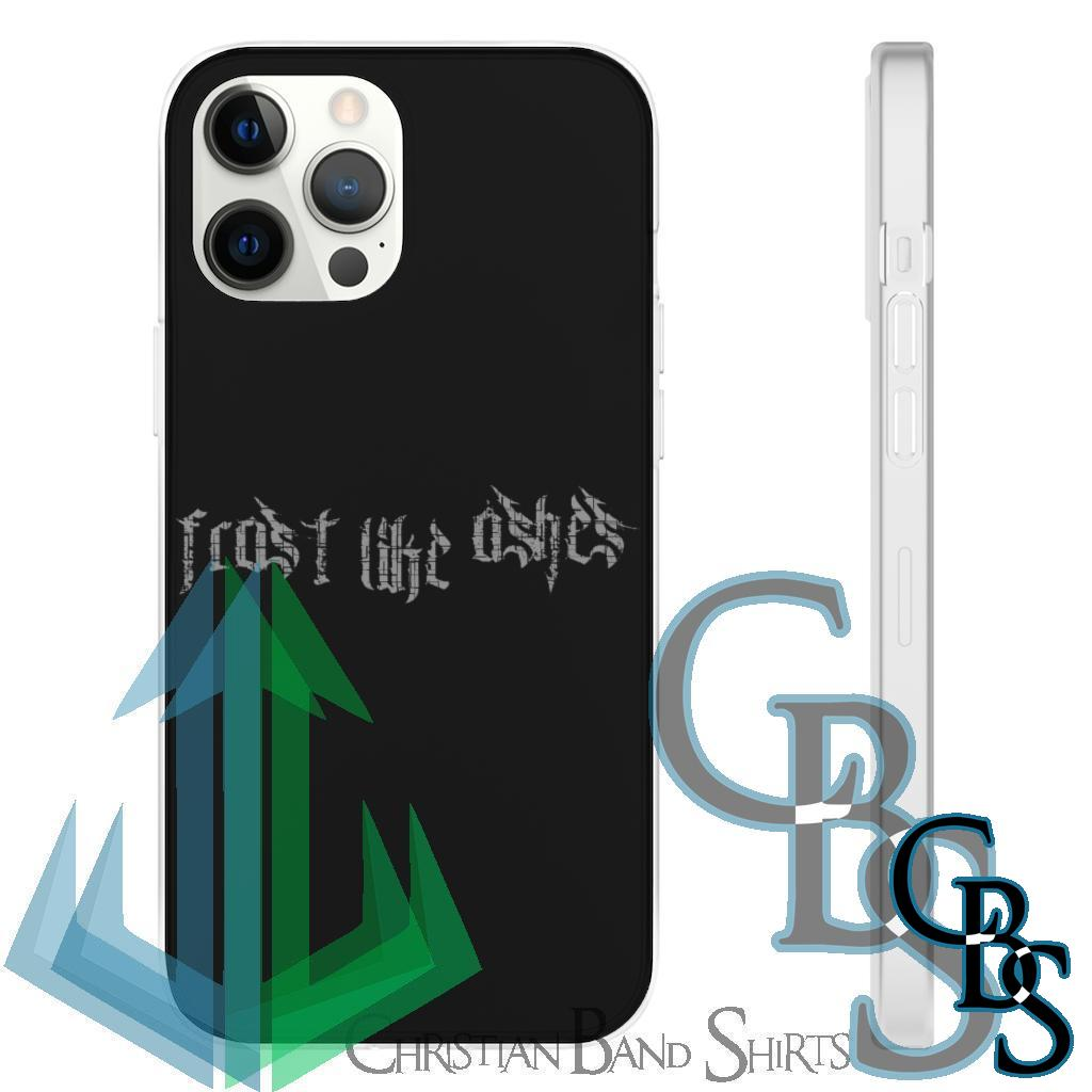 Frost Like Ashes New Logo Clear Edge TPU Phone Cases