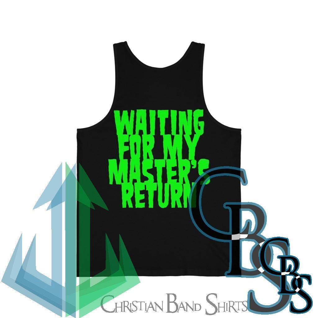 Grave Robber – I, Zombie Unisex Jersey Tank Top