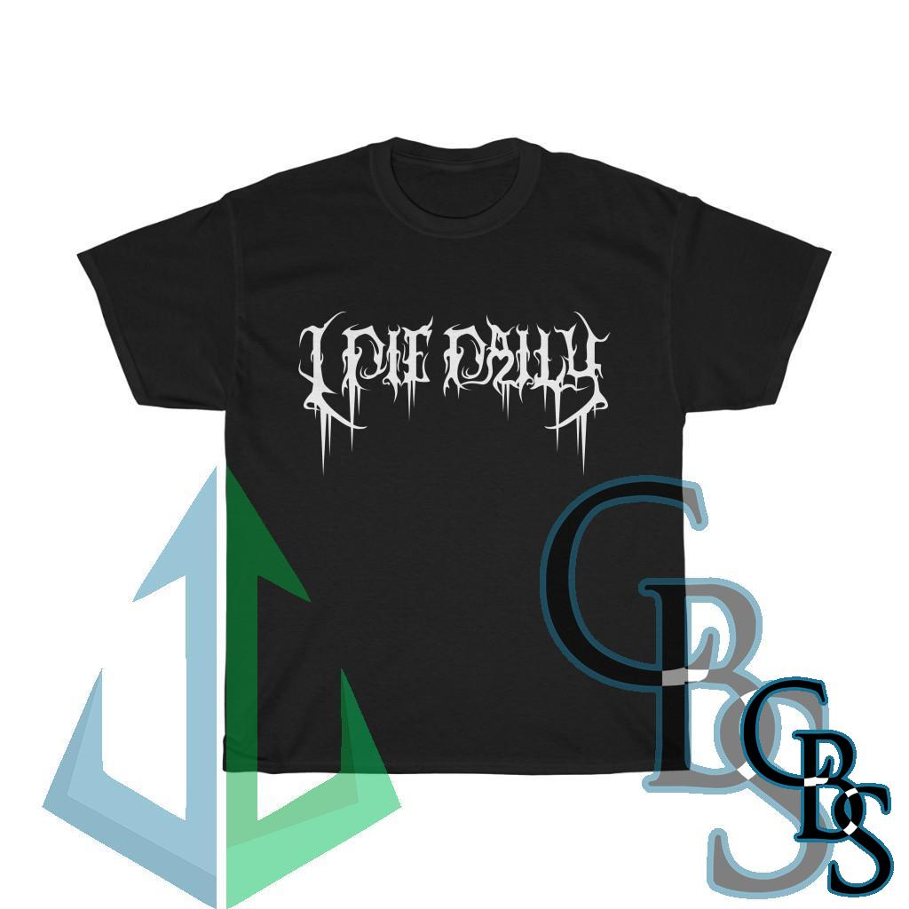 I Die Daily – Removing the Flesh 2 Sided Short Sleeve Tshirt (5000D)