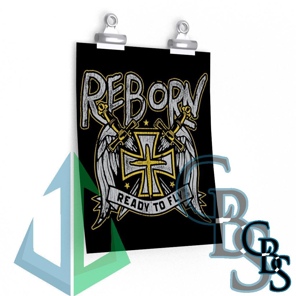 Reborn – Ready to Fly Posters