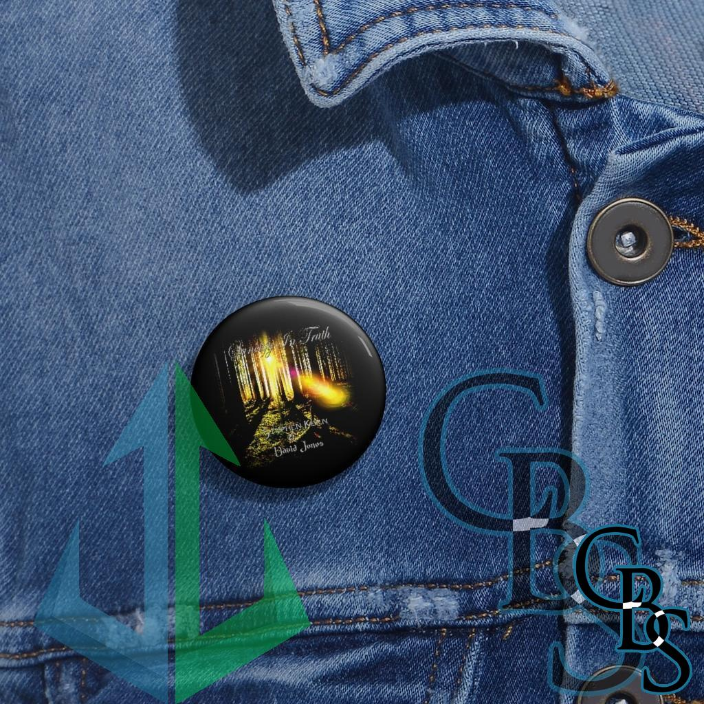 Stephen Kern – Sanctify in Truth Magazine Pin Buttons