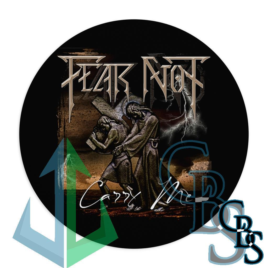 Fear Not – Carry Me Mouse Pad