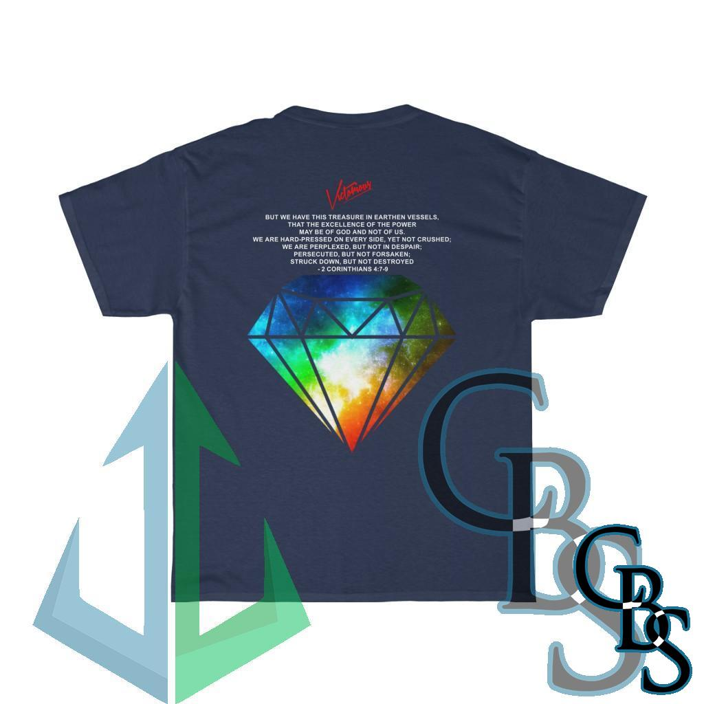 Victorious Pressure Made Short Sleeve Tshirt (5000D)