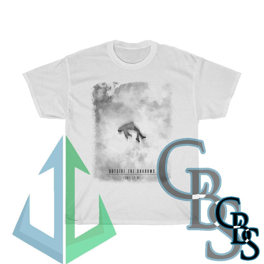 Outside the Shadows – Come To Me BW Short Sleeve Tshirt