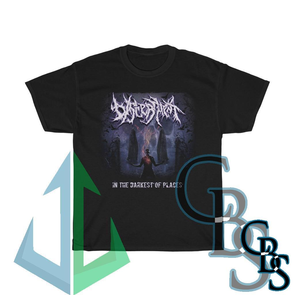 Discernment – In the Darkest of Places Short Sleeve Tshirt